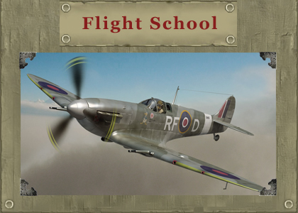 303 Squadron - Flight School!